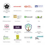 يحث تحالف آراب واتش مع العديد من المنظمات العالمية بنك الاستثمار الأوروبي على النهوض بحقوق الإنسان